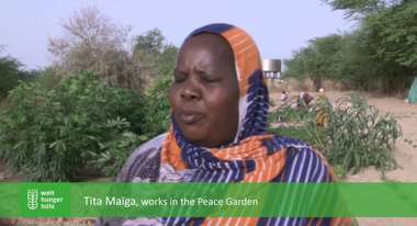 Peace Garden: living together peacefully in Mali