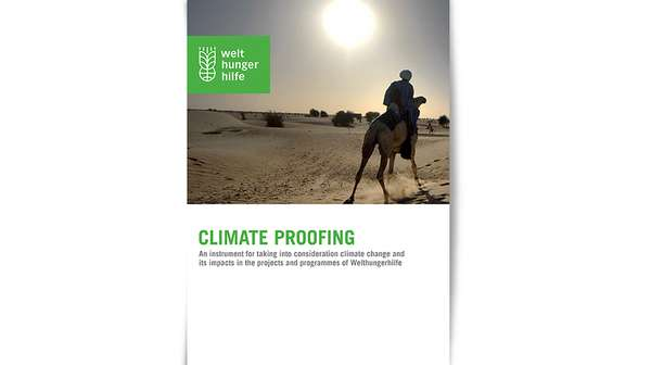 Cover: Climate Proofing