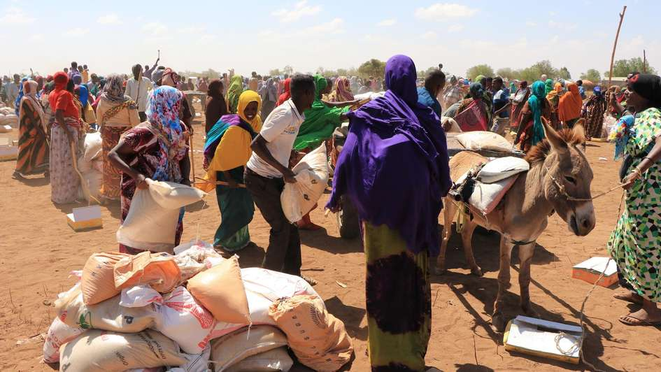 Somaliland, in Eastern Africa, has also been struck by severe droughts.
