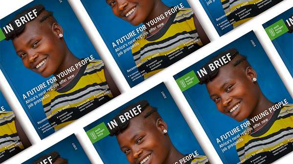 In Brief Cover 2017: A Future for Young People