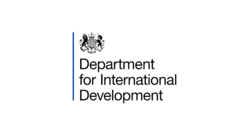 Logo: DFID department for international development