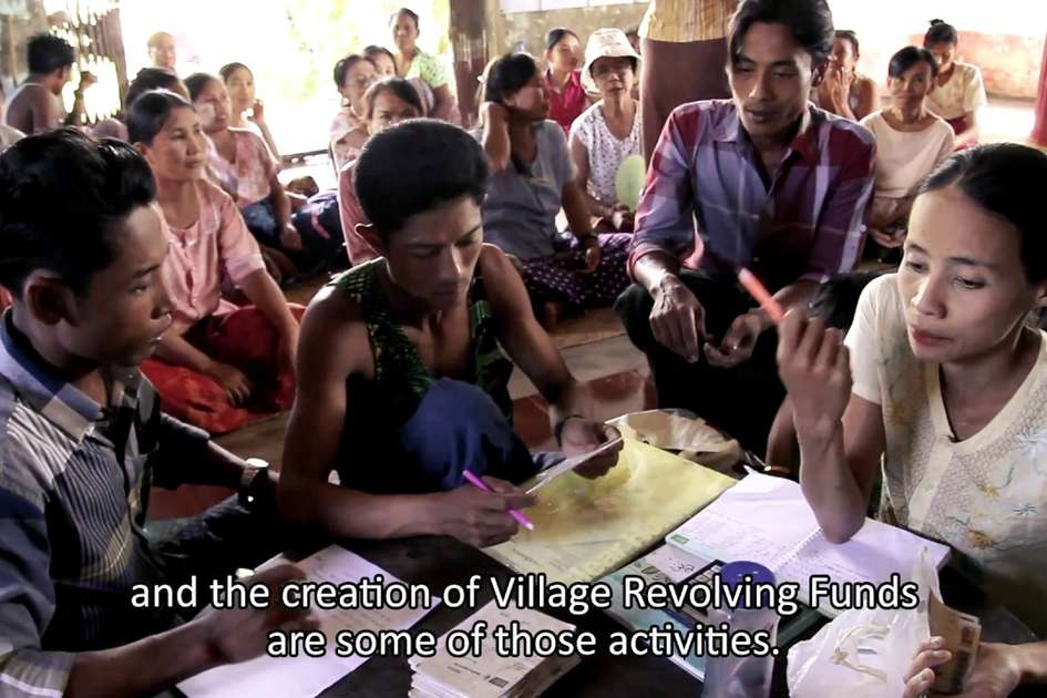 Village Development Committees in Myanmar