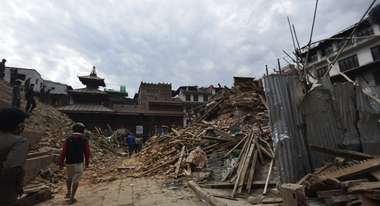 The search for surivors of Nepal´s earthquake continues.