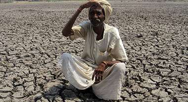 Indian farmers live in constant struggle.