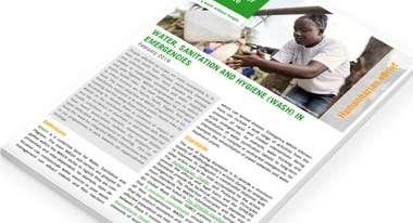 Water, Sanitation and Hygiene - Welthungerhilfe