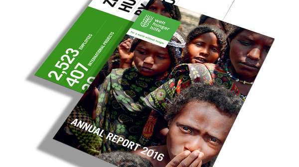 Cover: Annual Report 2016