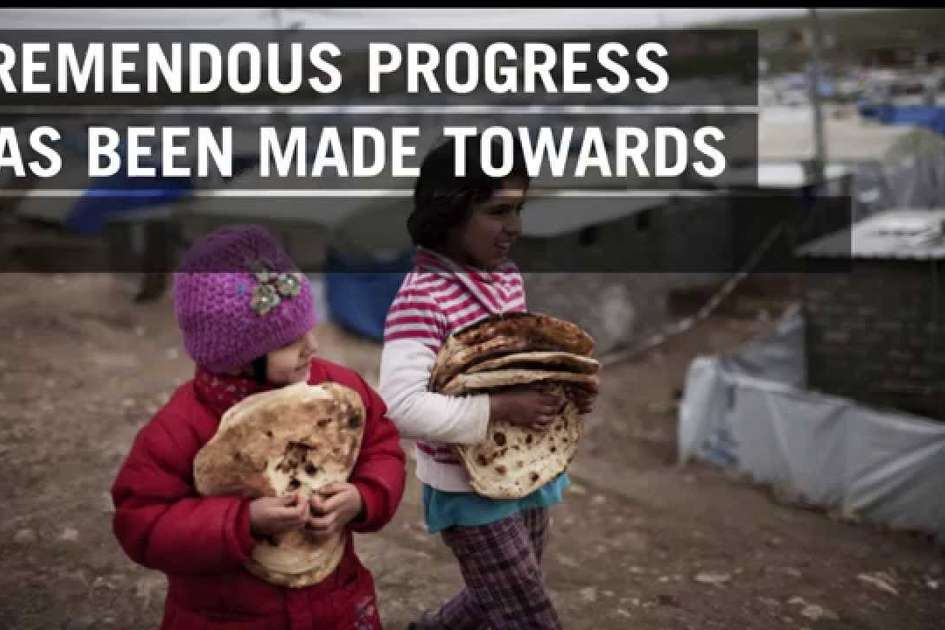Inside Global Hunger Index 2015: Armed conflict and hunger