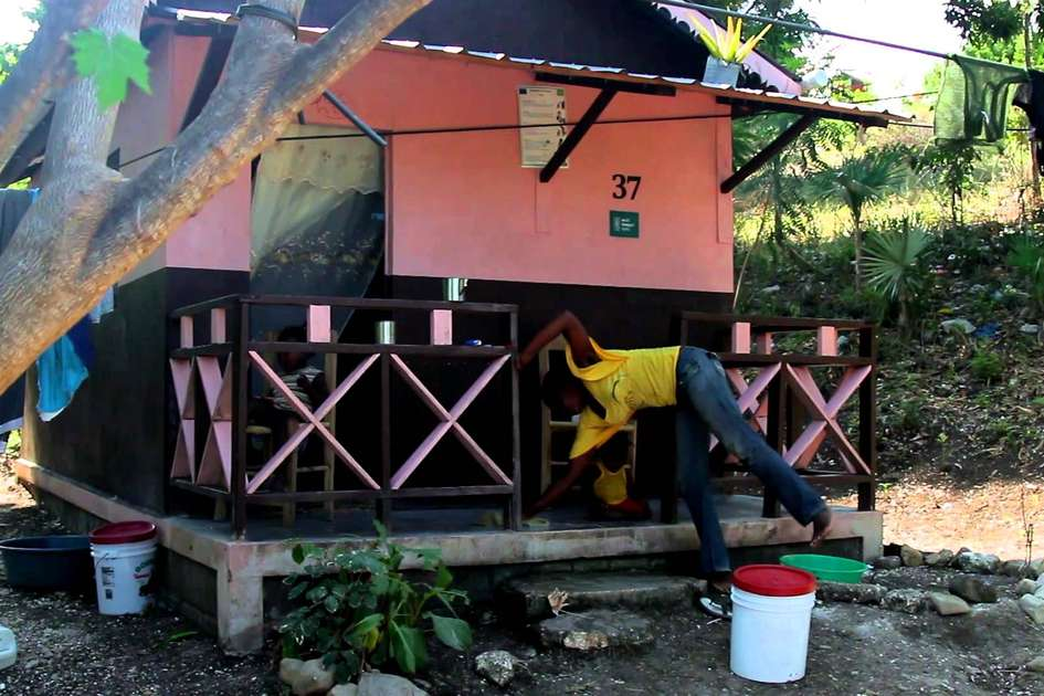 The rocky road to recovery - five years after the earthquake in Haiti